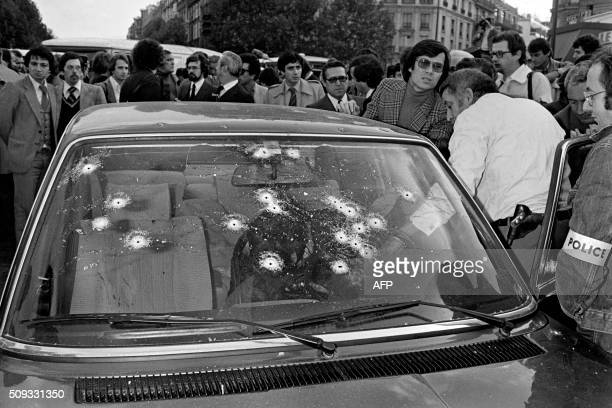 Jacques mesrine fotograf as e im genes de stock getty images - Prefecture de police porte de clignancourt ...