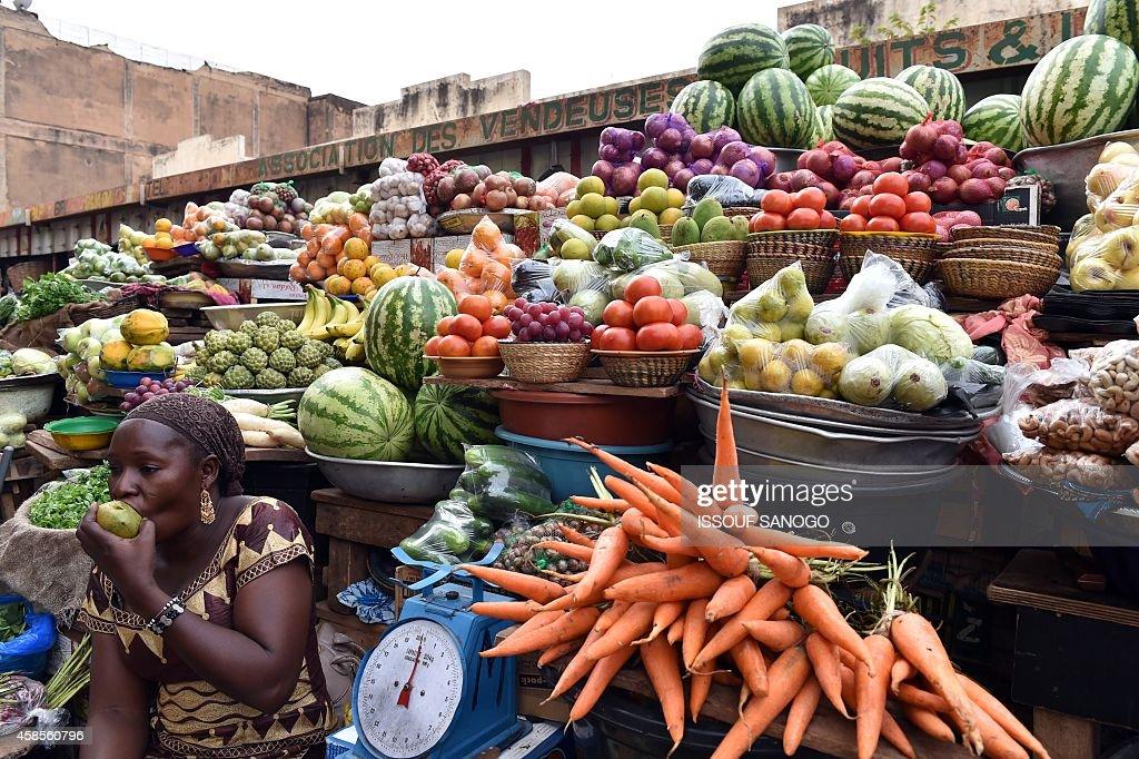 BURKINA-POLITICS-CRISIS-FEATURE : News Photo