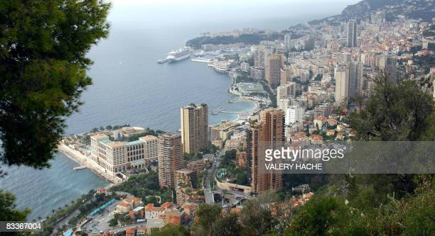 HAVENS A photo taken on October 18 2008 shows a general view of the principality of Monaco Representatives of 20 of the world's leading economies...