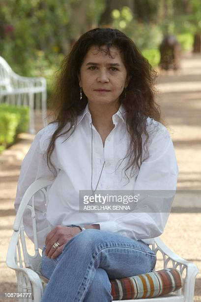 A photo taken on October 7 2003 in Marrakech shows French actress Maria Schneider posing during the Marrakech film festival Maria Schneider who...