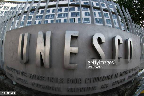 Photo taken on September 18 2009 shows the United Nations Educational Scientific and Cultural Organisation headquarters in Paris Envoys to the United...