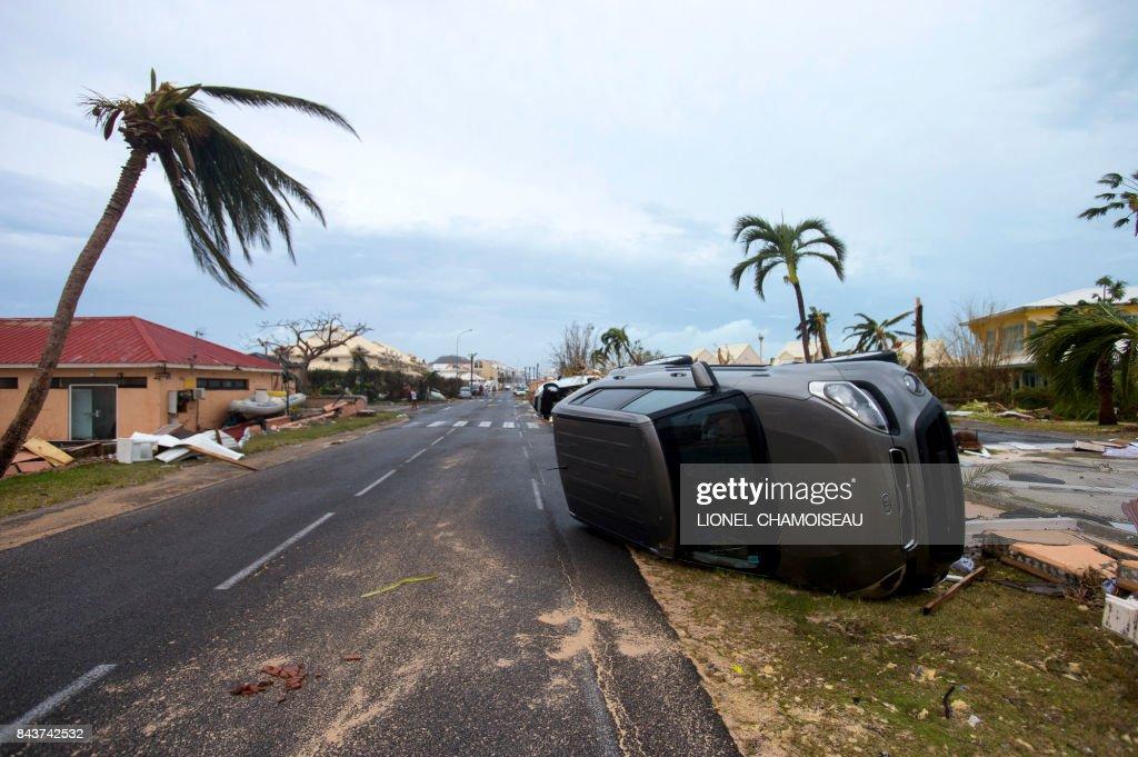 #1 - Hurricane Irma