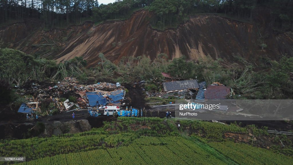 Japan Earthquake : ニュース写真