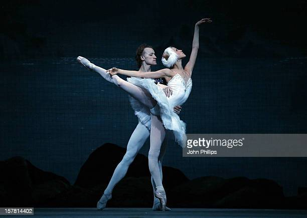 Photocall For Swan Lake Performed By The Mariinsky Opera And Ballet At The Royal Opera House London