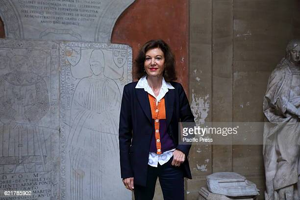 Photocall of french film 'Agnus Dei' with Luxembourg director Anne Fontaine Presented and acclaimed at the 2016 Sundance Film Festival 'Agnus Dei'...