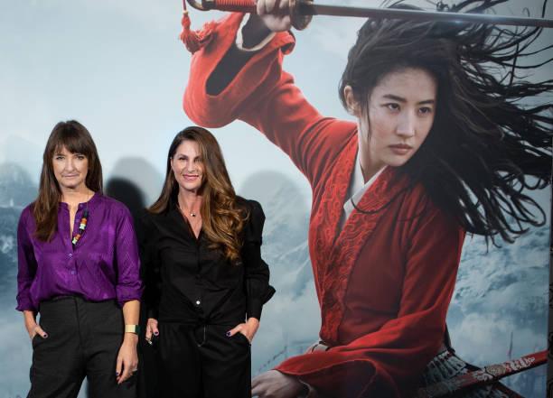 ESP: 'Mulan' Disney Presentation In Madrid