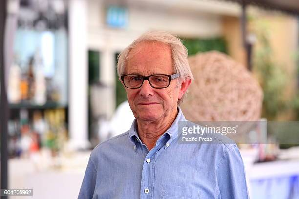 "Photocall of the movie ""I, Daniel Blake"", winner of Palme d'Or at Cannes 2016, in the presence of Director Ken Loach. Kenneth Charles ""Ken"" Loach is..."