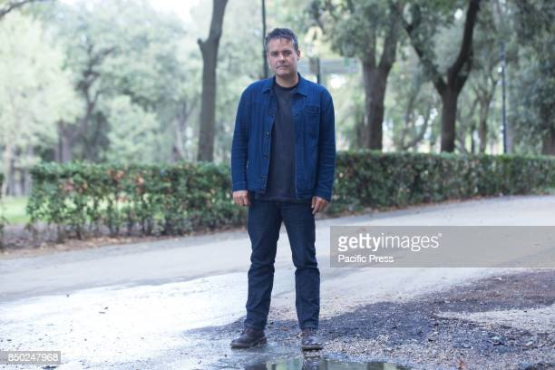 Photocall with Chilean director Sebastián Lelio in Rome to present his new movie 'A Fantastic Woman'