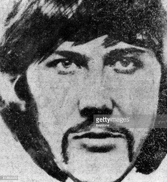 Photofit issued by the police of Peter Sutcliffe, aka 'The Yorkshire Ripper', 1979. In 1981, Sutcliffe was convicted of the murders of thirteen women...