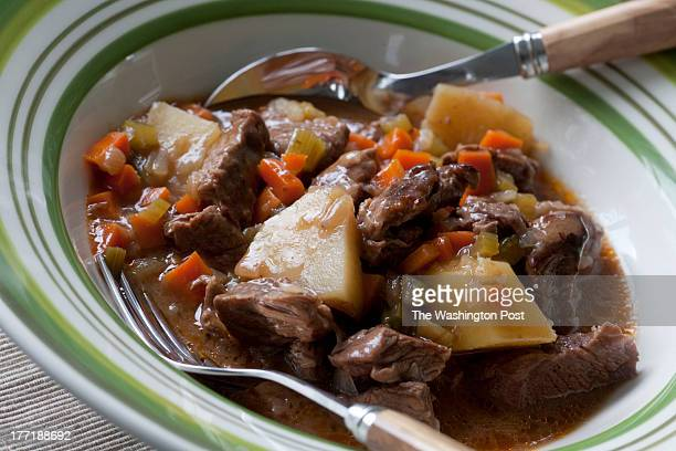 Michael Temchine/FTWP LOCATION vienna VA 9500 Cinnamon Creek Dr CAPTION Mom's beef and potato stew
