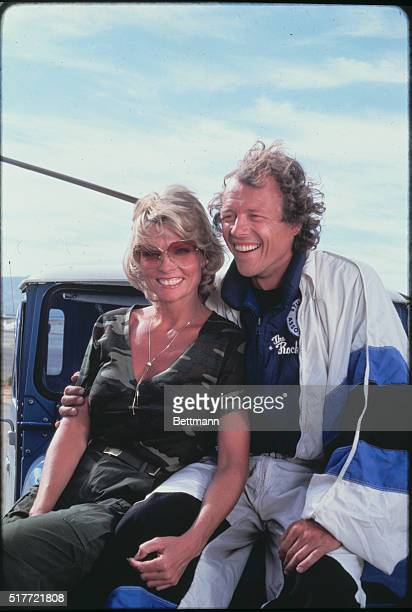 ABC Photograph ABC Public Relations 1330 Avenue of the Americas New York New York 10019 Telephone 2128877777 Cathy Lee Crosby knows she's with the...