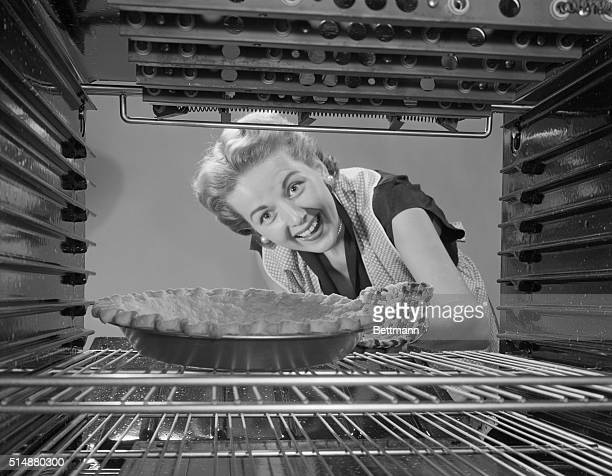Photograph advertising the Grand National Baking Contest.
