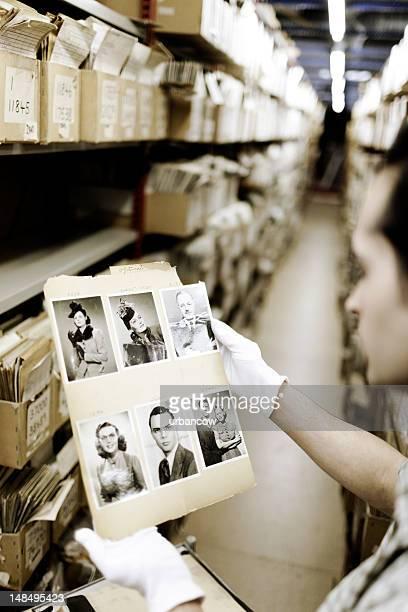 Photograph album.