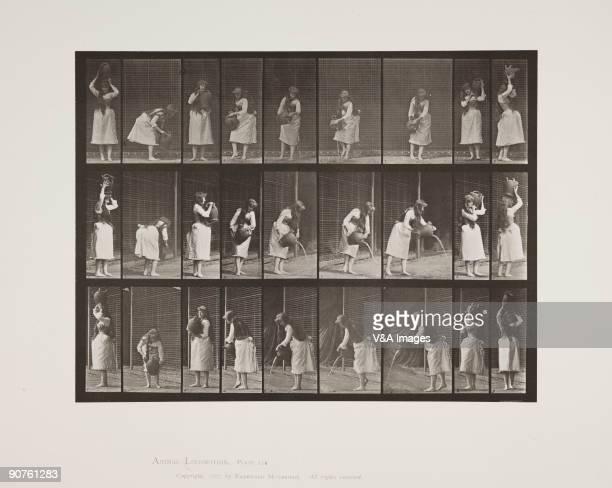 Photograph by Eadweard Muybridge