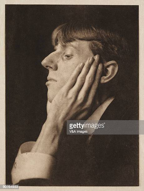 UNSPECIFIED MAY 31 Photograph by Frederick Henry Evans of British Symbolist artist and illustrator Aubrey Beardsley Beardsley developed a highly...