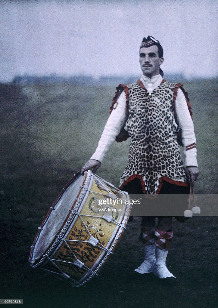 'UNSPECIFIED - FEBRUARY 17: Photograph by John Cimon Warburg (1867 -1931). Warburg was able to devote his time wholeheartedly to photography because bad asthma stopped him from working in a full time job and a private income gave him economic freedom. He excelled at the Autochrome process, giving lectures and writing extensively on the subject. Although never a member of The Linked Ring, he seems to have been something of a linchpin in the photographic world. (Photo by The Royal Photographic Society Collection/National Science and Media Museum/SSPL/Getty Images)'