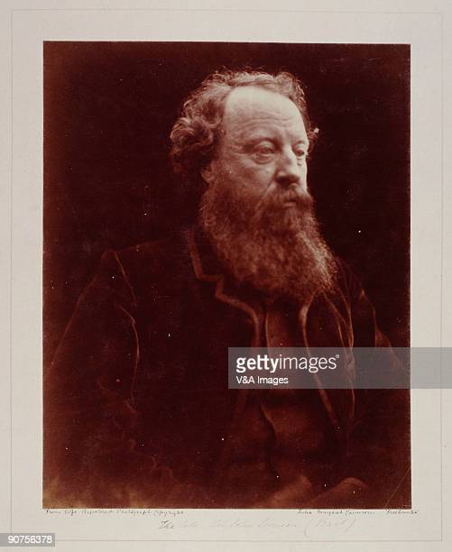 UNITED KINGDOM SEPTEMBER 20 Photograph by Julia Margaret Cameron whose photographic portraits are considered among the finest in the early history of...