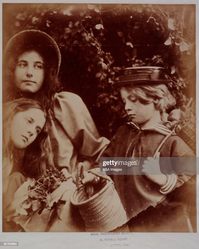 The Rosebud Garden of Girls , 1868. Pictures | Getty Images