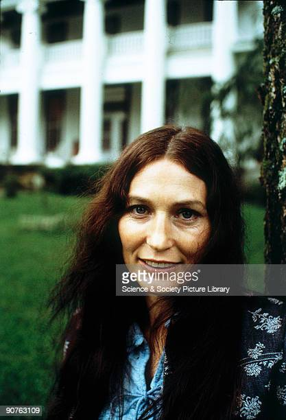 Photograph by Tony RayJones of Loretta Lynn Country music singer famous for �Coal Miner's Daughter� her autobiographical song which was made into a...