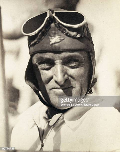 Photograph Campbell was the holder of both land and water speed records from 1927 onwards In 1935 he became the first man travel at over 300 mph on...