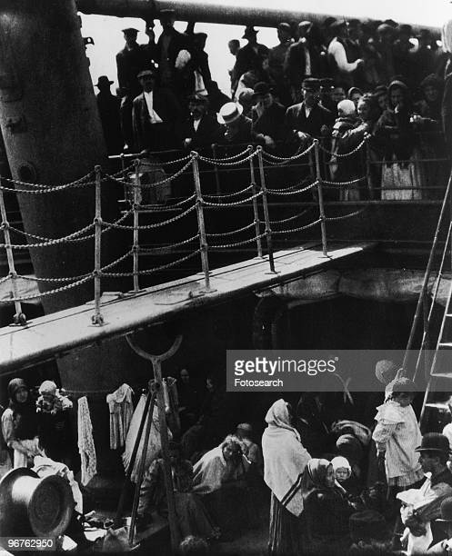 A Photograph named The Steerage by Alfred Stieglitz circa 1907