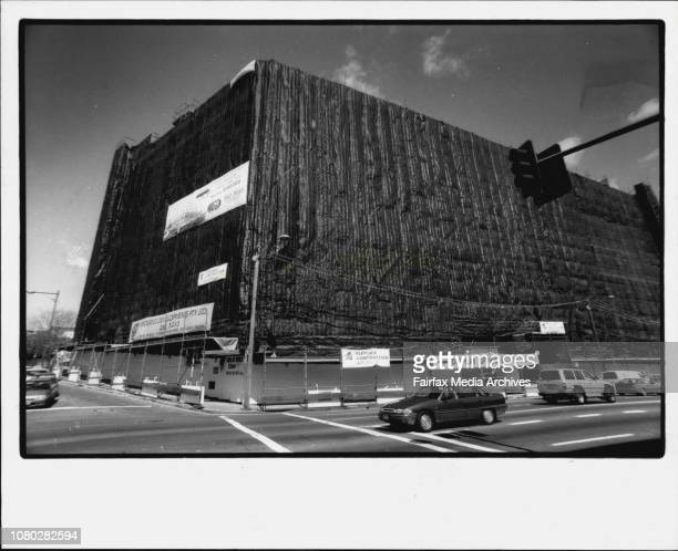 Photograph of Building on the Missendon Rd and Parramatta Rd CamperdownPrices of the ***** Camperdown building which served as the cotton singlet...