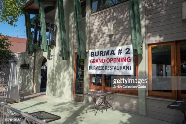 Photograph of Burma 2, a bar in Walnut Creek, California, United States, exterior view