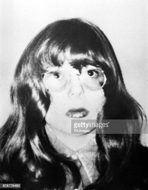 A photograph of former beauty queen Joyce McKinney the girl at the centre of the Mormon sex kidnap case This picture is the disguise she was wearing...