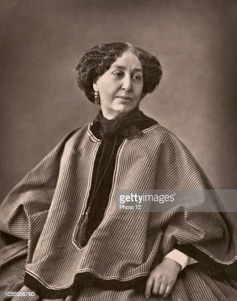 Photograph of George Sand French novelist and memoirist She is equally well known for her much publicized romantic affairs with a number of artists...