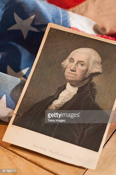 photograph of george washington - george washington bildbanksfoton och bilder