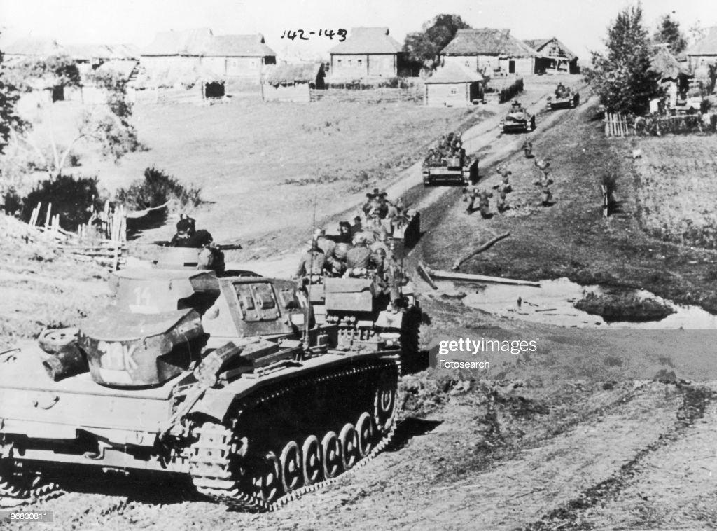 German Tanks : News Photo