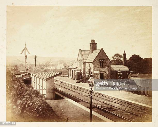 A photograph of Lightcliffe Railway Station by Samuel Smith Samuel Smith was a successful timber merchant who moved to Wisbech in Cambridgeshire in...