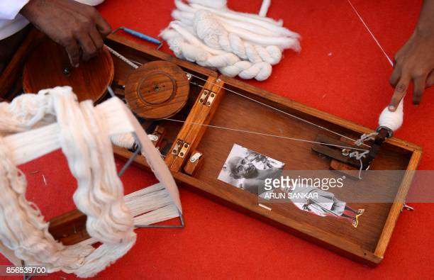 60 Top Charkha Pictures, Photos and Images - Getty Images