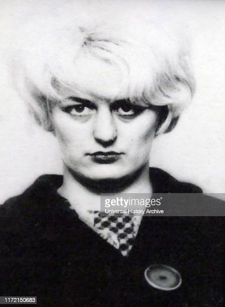 Photograph of Myra Hindley. Ian Brady and Myra Hindley committed the Moors murders between July 1963 and October 1965.
