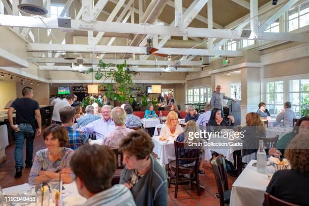 Photograph of Piatti, a restaurant in Danville, California, United States, interior view