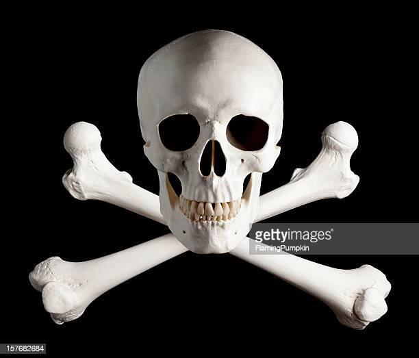 Photo de Pirate tête de mort.