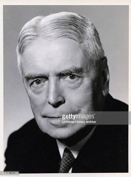Photograph of Prime Minister Sir Walter Nash Prime Minister of New Zealand in the Second Labour Government Dated 1960