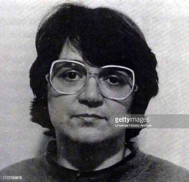 """Photograph of Rosemary West. Rosemary Pauline """"Rose"""" West a British serial killer who, along with her husband Fred West , committed at least 12..."""