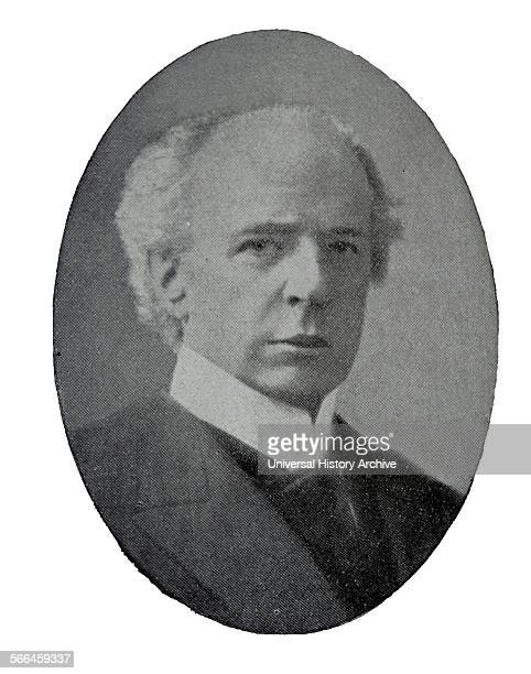 Photograph of Sir Henri Charles Wilfred Laurier known as Wilfred Laurier, Prime Minister of Canada. Dated 1910.