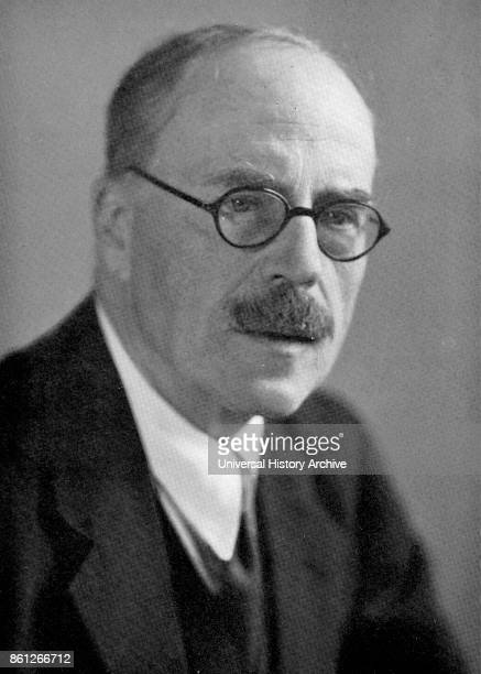 Photograph of Sir Henry Thomas Tizard an English chemist inventor and Rector of Imperial College Dated 20th Century