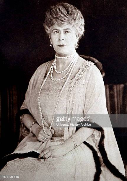 Photograph of the Queen Mother wife of King George VI and the mother of Queen Elizabeth II and Princess Margaret Countess of Snowdon Dated 20th...