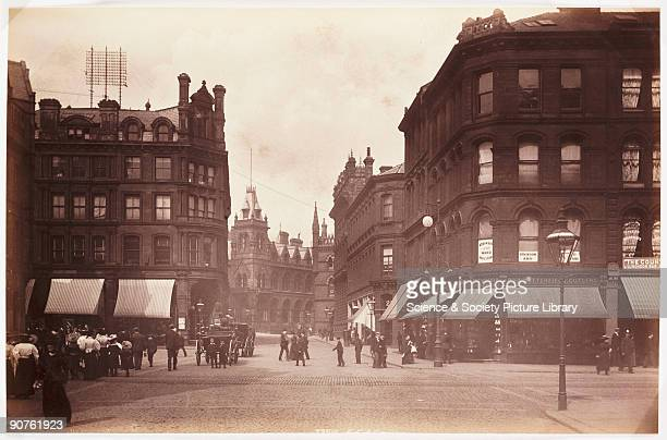 A photograph of Tyrrel Street Bradford published by Frith and Co Francis Frith was a pioneer of travel photography He was also one of photography's...