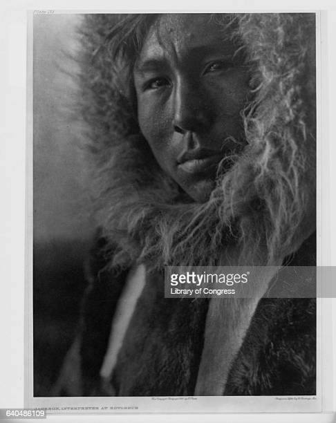 A photograph published in Volume XX of The North American Indian by Edward S Curtis