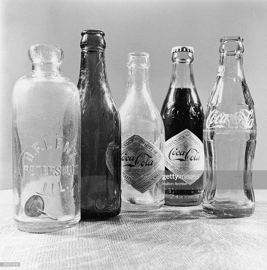 Soda Bottles : News Photo