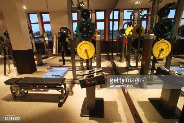 Photograph Shows The Fitness Studio For The Fc Bayern Muenchen Soccer News Photo Getty Images