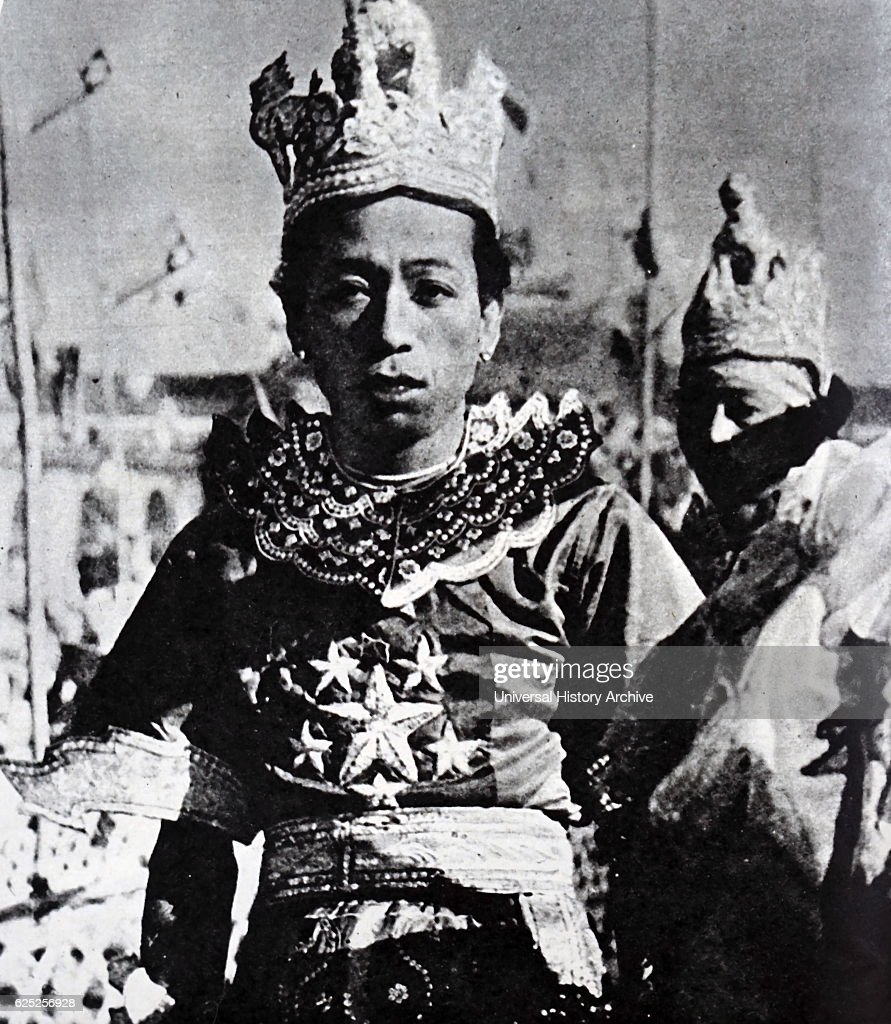 Photograph taken during the Independence Day celebrations in Burma. Dated 20th Century.