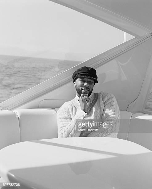 Photographed aboard a Maverick III in Marina del Rey California