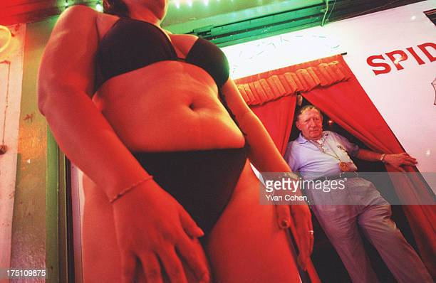 Photographed as he emerged from a bar in Nana Plaza Bernard Trink is Thailand's best known and most controversial chronicler of Bangkok's infamous...