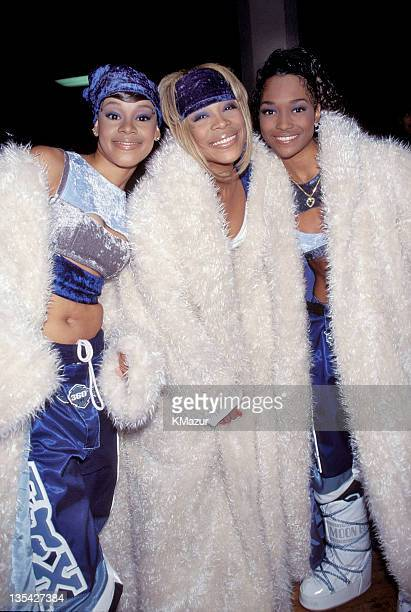 TLC photographed during the 1996 American Music AwardsLisa Left Eye Lopes was killed in a car crash in the Honduras April 25 2002
