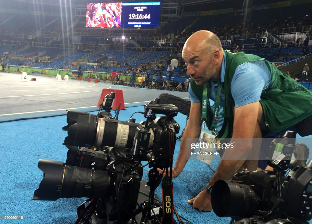 OLY-2016-MEDIA-AFP : News Photo